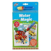 Water Magic, Fordon