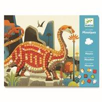 Mosaikpyssel, Dinosaurs