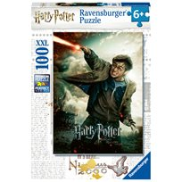 Pussel 100 bitar, Harry Potter