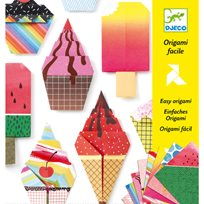 Origami, Sweet treats