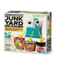 Green Science, Junkyard Drummer