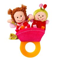 Liz Teething Rattle