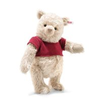 Disney Christopher Robin Nalle Puh, white tag