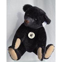 Teddybär 1908 35 cm, Black Replica