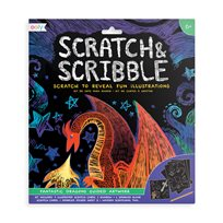 Scratch & Scribble, Fantastic Dragons