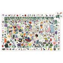 Pussel, Observation - 1000 Flowers, 100 bitar