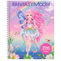 Fantasy Dress Me Up Stickersbok