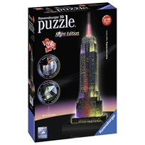 Pussel 3D, Empire State Building