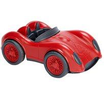 Racerbil, röd