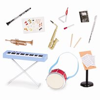 School Band Play Set