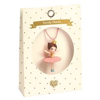 Lovely Charm Ballerina