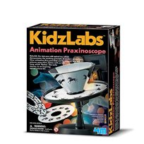 Kidzlabs, Animation Praxinoscope