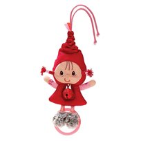 Red Riding Hood Rattle With Bell