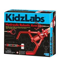 Kidzlabs, Hydraulic Robotic Arm