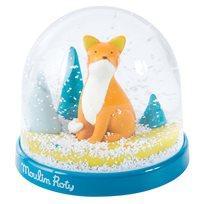 Snow Globe, räv