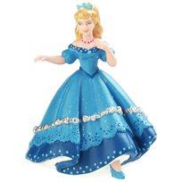Prinsessa Dansande, Blå