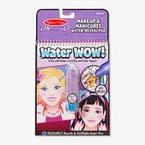 Water Wow, Make Up & Manikyr
