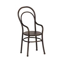 Chair With Armrest, Mini