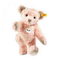 Classic Teddy Bear Linda 30 cm, Pale Pink