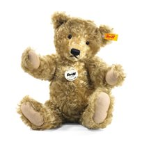 Classic 1920 Teddy Bear 25 cm, Light Brown