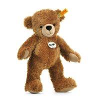 Happy Teddy Bear 40 cm, Light Brown