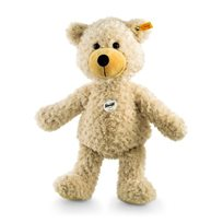 Charly Dangling Teddy Bear 40 cm, Beige