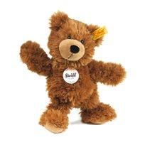 Charly Dangling Teddy Bear 23 cm, Brown