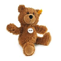 Charly Dangling Teddy Bear 30 cm, Brown