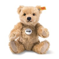 Emilia Teddy Bear 26 cm, Reddish Blond