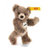 Mini Teddy Bear, Brown Tipped