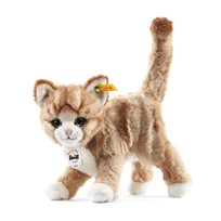 Mizzy Cat 25 cm, Blond Tabby