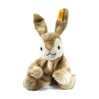 Floppy Hoppel Rabbit 16 cm, Light Brown