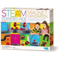 Steam Magnet Exploration