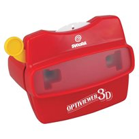 Viewmaster 3D Inkl 2 Filmer