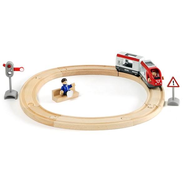Tåget - lilla persontåget