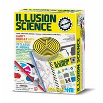 Kidzlabs, Illusion Science