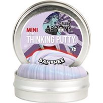 Thinking Putty, Mini Glow, Banshee