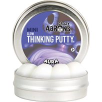 Thinking Putty, Mini Glow, Aura