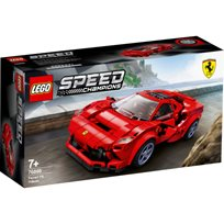 Speed Champions - Ferrari F8 Tributo