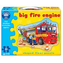 Pussel 20 Bitar, Big Fire Engine