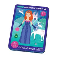 Magnetic Dress Up, Princess Magic
