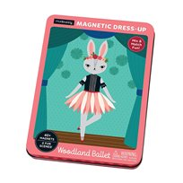 Magnetic Dress Up, Woodland Ballet