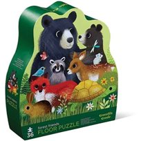 Floor Puzzle 36 Pcs, Forest Friend