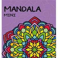 Mandala Mini Lila