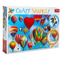 Pussel 500 Bitar, Colorful Balloons