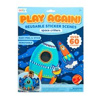 Play Again! - Space Critters