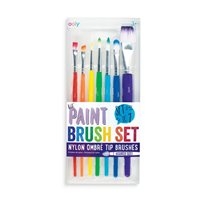 Lil' Paint Brushes - 7-P