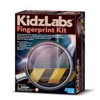 Kidzlabs, Fingerprint Kit