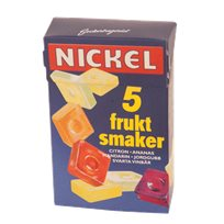Nickel, Fruktsmaker