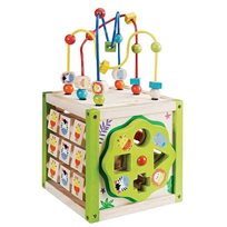 Ever Earth Play Activity Cube